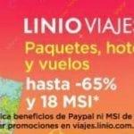 Ofertas Linio Hot Travel 2020: Rebajas en artículos de viaje, hasta 12 msi + 5% de bonificación y más