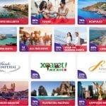 Promociones Peixe Hot Travel 2020: Hasta 80% de descuento y meses sin intereses