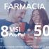 En Farmacia Sanborns hasta 50% de descuento + 18 MSI + envío gratis
