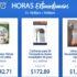 Ofertas Sams Club Hot Sale Horas Extraordinarias 31 de mayo: papel Pétalo 80 rollos a $342 y más