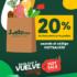 Código de cupón Jüsto Hot Sale 2020: 20% de descuento adicional en tu pedido de super