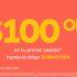 Cupón Subway y Rappi de $100 de descuento en tu primer pedido