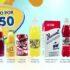 Paquete de 8 productos Boing y Pascual a sólo $50 pesos en las tienda de la planta