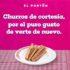 Promoción El Portón Reapertura: Llévate unos churros de cortesía en tu visita