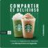 Cupón Starbucks 2×1 en Frappuccinos (sucursales participantes)