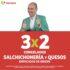Julio Regalado 2020: 3×2 en congelados, salchichonería y quesos empacados