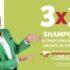 Julio Regalado 2020: 3×2 en shampoos, acondicionadores y jabones de tocador