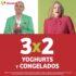Julio Regalado 2020: 3×2 en yogurts y congelados