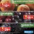 Ofertas Martes de Frescura Walmart 25 de agosto 2020