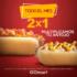2×1 en hot dogs en tiendas de conveniencia Go Mart