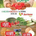 Ofertas Soriana Martes y Miércoles del Campo 13 y 14 de octubre 2020
