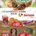 Ofertas Soriana Martes y Miércoles del Campo 27 y 28 de octubre 2020