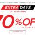 Mens Fashion Extra Days 2020: hasta 70% de descuento en toda la tienda