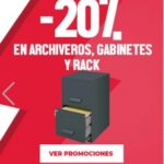 Rebajas Relámpago Office Depot del 27 al 29 de enero 2021