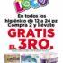 Folleto HEB Media semana Combo Loco: 3×2 en papel higiénico y más