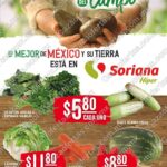 Ofertas Soriana Martes y Miércoles del Campo 12 y 13 de enero 2021