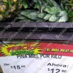 Ofertas Tianguis Bodega Aurrerá en frutas y verduras 16 al 22 de abril 2021