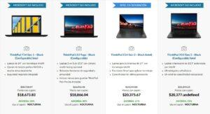 Venta Nocturna Lenovo: cupón de hasta 35% de descuento + 18 msi + envío gratis