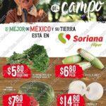 Ofertas Soriana Martes y Miércoles del Campo 9 y 10 de febrero 2021