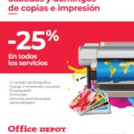 Folleto Office Depot marzo 2021