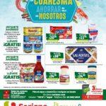 Folleto Soriana Super Cuaresma al 14 de marzo 2021