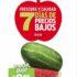 Ofertas HEB Frutas y Verduras del 23 al 29 de marzo 2021