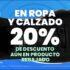 Promoción Martí: 20% de descuento en ropa y calzado aún en lo ya rebajado