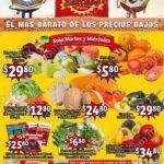 Ofertas Soriana Mercado en frutas y verduras 2 al 4 de marzo 2021