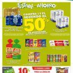 Folleto Soriana Festival del Ahorro segundo a mitad de precio al 14 de abril 2021