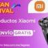 Linio Xiaomi Fest: hasta 45% de descuento + 10% adicional + envío gratis