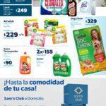 Folleto cuponera Sams Club 30 de abril al 20 de mayo 2021