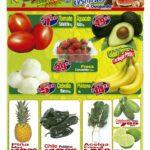 Ofertas Super Guajardo frutas y verduras 13 y 14 de abril