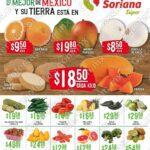 Folleto Soriana Super Martes y Miércoles del Campo 6 y 7 de abril de 2021