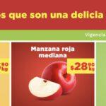 Ofertas Chedraui Martimiércoles de frutas y verduras 27 y 28 de abril 2021