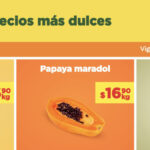 Ofertas Chedraui Martimiércoles de frutas y verduras 6 y 7 de abril 2021