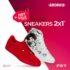 Andrea Hot Sale 2021: 2×1 en sneakers seleccionados