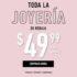 Promociones Forever 21: Joyería a $49 y 2×1 en leggings y accesorios de belleza