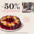 Gelatinas familiares a mitad de precio en El Globo hasta el 14 de mayo