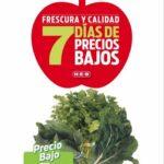 Ofertas HEB Frutas y Verduras del 4 al 10 de mayo 2021