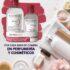 En La Comer compra $699 en perfumería y cosméticos y llévate de regalo un kit Sensibio H2O Bioderma