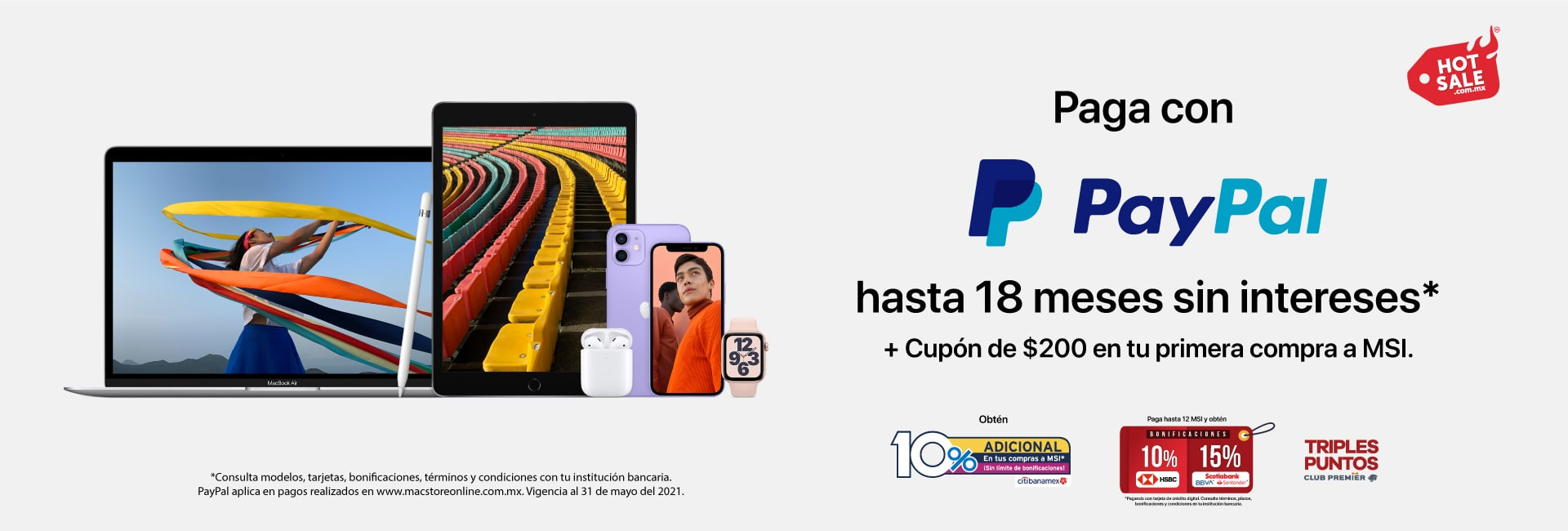 Promociones MacStore Hot Sale 2021 en iPhone, iPad ...