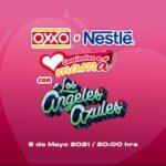 Concierto Gratis de los Ángeles Azules por el Día de las Madres cortesía de Oxxo y Nestlé