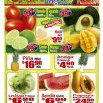 Ofertas Super Guajardo frutas y verduras 4 y 5 de mayo