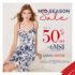 Mid Season Sale Vanity: Hasta 50% de descuento + 6 msi