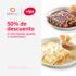 Enchiladas a mitad de precio en Vips al pedir por Didi Food esta semana