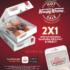 Krispy Kreme Hot Sale 2021: 2×1 en medias docenas