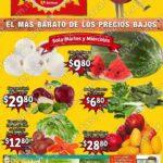 Ofertas Soriana Mercado en frutas y verduras 4 al 6 de mayo 2021