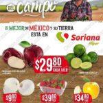 Ofertas Soriana Martes y Miércoles del Campo 4 y 5 de mayo 2021