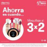 3x2 en maquillaje y mascarillas seleccionadas en Farmacias del Ahorro sólo hoy