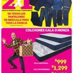Folleto Julio Regalado 2021 en Soriana Mercado al 10 de junio